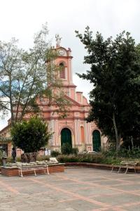 Main churcfh in Tabio