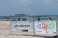 The Juegos Deportivos de Mar y Playa (Sea and Beach Athletic Games), sponsored by Coldeportes or the Colombian Olympic Committee. Anti Gringa since 2013