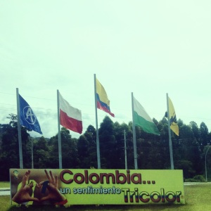 Colombia...A Tricolor Feeling